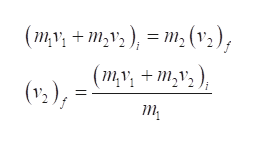 (ту, + m,у,), — т, (v,), (mу, + m,v,), (v), т,