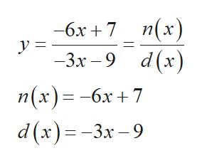 -бх +7 п(х) у3 -3х -9 d(х) п(х)- -6х +7 d (x)--3х - 9