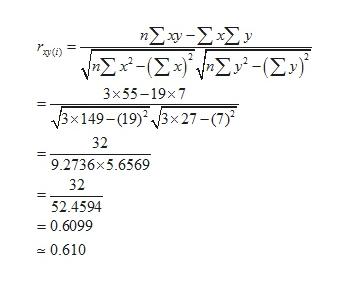 Σw-ΣΣ νΣ-Σ3Σ- (Σy? Το ) 3x55-19x7 βx 149-(19)*3x27- (7)> 32 9.2736x5.6569 32 52.4594 0.6099 0.610