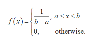 1 a xb f(x)b-a otherwise. |0,