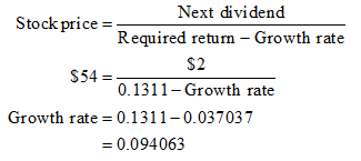 Finance homework question answer, step 3, image 1