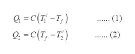... (1) Q C(T,-T) - (2)