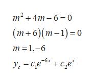 "т? +4m-630 m (т+6)(m-1) -0 m 1,-6 -6х у, — се в + се"""
