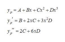 yABxCr2D yB2xC+ 3x2D = 2C 6xD
