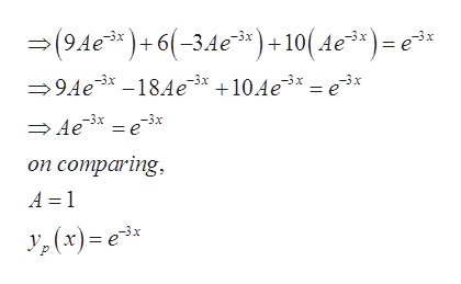 — (94е*)-6(-3де *)-10(ле *) -е -3х -3х —9Ае * —184e * + 10Aе 3х — ебх -3х — Ае * - оп comparing, А%3 1 у. (х) -е %х