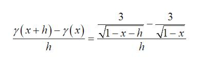 3 3 (xh)yx v1-x-h -x h h