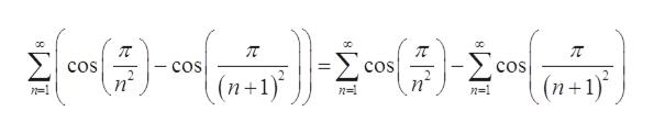 -Σcos Cos (n+1) Cos cos +1 n-1