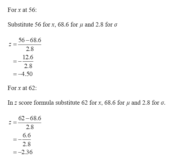 Statistics homework question answer, step 2, image 1