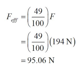 49 F 100 F efff 49 100 194 N) -95.06 N
