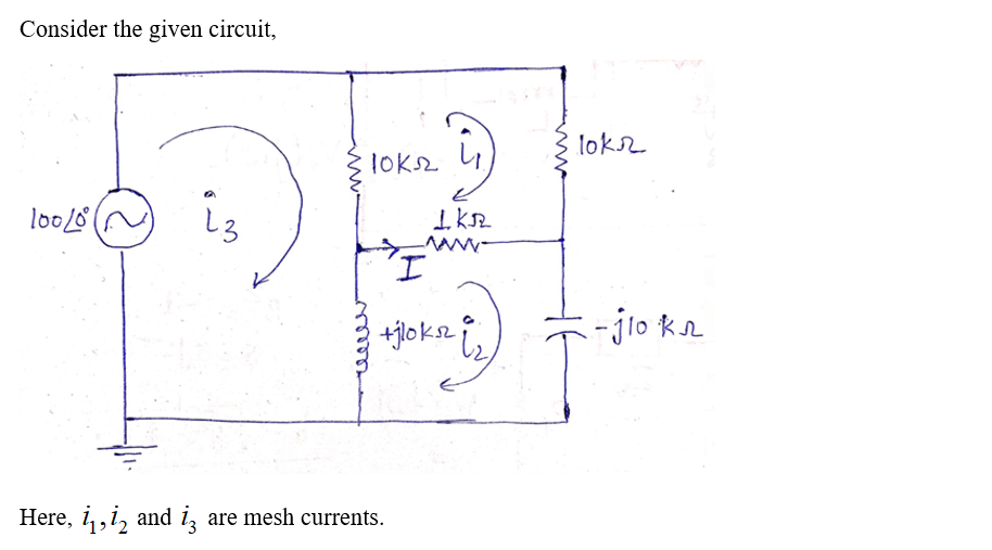 Electrical Engineering homework question answer, step 1, image 1