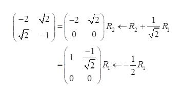 -2 V2  R,R 0 -2 /2 0 -1 2R 2 0 0