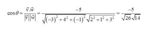 -5 -5 cose  5  w  = (-3) +42 +(-1)'V2 +1? +3? \26 14