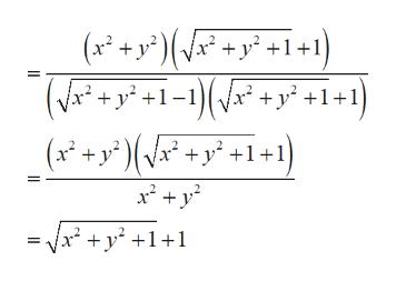 (xy +) y? 1(yx* + y? 4+1+1 (x+y'+y1+1)