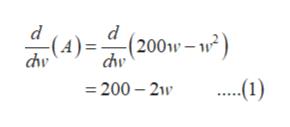 d -(A) (200w-2) ....) =200 21v
