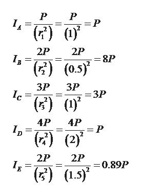 Р P — Р () ( 2P 2P =8P (3) (о5 ЗР Ic ЗР — ЗР () () 4P 4P — Р () (2) 2P 2P 0.89P (2) (1.5)