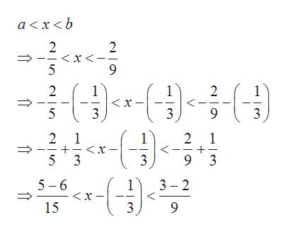 a xb 2 x< 5 2 9 2 2 <x 5 3 3 9 3 2 1 2 1 5 3 9 3 3 5 6 < x 15 3 2 3 9