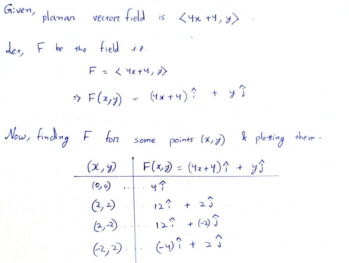 Answered: (4x + 4, y) 2. 11 1 1 2. 2. 2. 2. 2.…   bartleby
