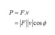 P F.v -IFvcos