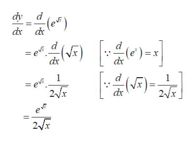 dy d dr dr d () =ev dr -(e') = x dx 1 d 2x dx eve 2/x