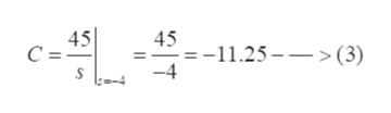 c 45 C = 45 -11.25-(3) -4