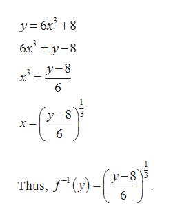 y 6x3 8 6x3 = y-8 6 y-8 3 y-8 Thus, y) 6 en