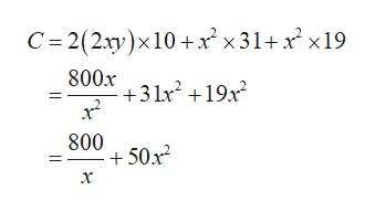 С-2(2ху)x10+ хx31+x x19 800х +31x? + 19х? 800 +50x х