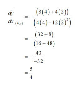 (8(4)+4(2)) (4(4)-12(2)) (4,2) (32+8) |(16-48) 40 -32 5 4