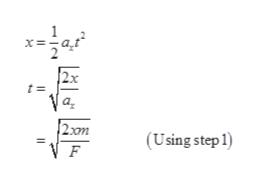 2x 2xm (Using step 1 F Il
