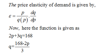 Answered In This Problem P Is In Dollars And Q Bartleby