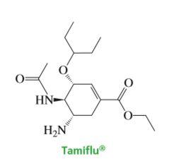 HN- Н-N Tamiflu®