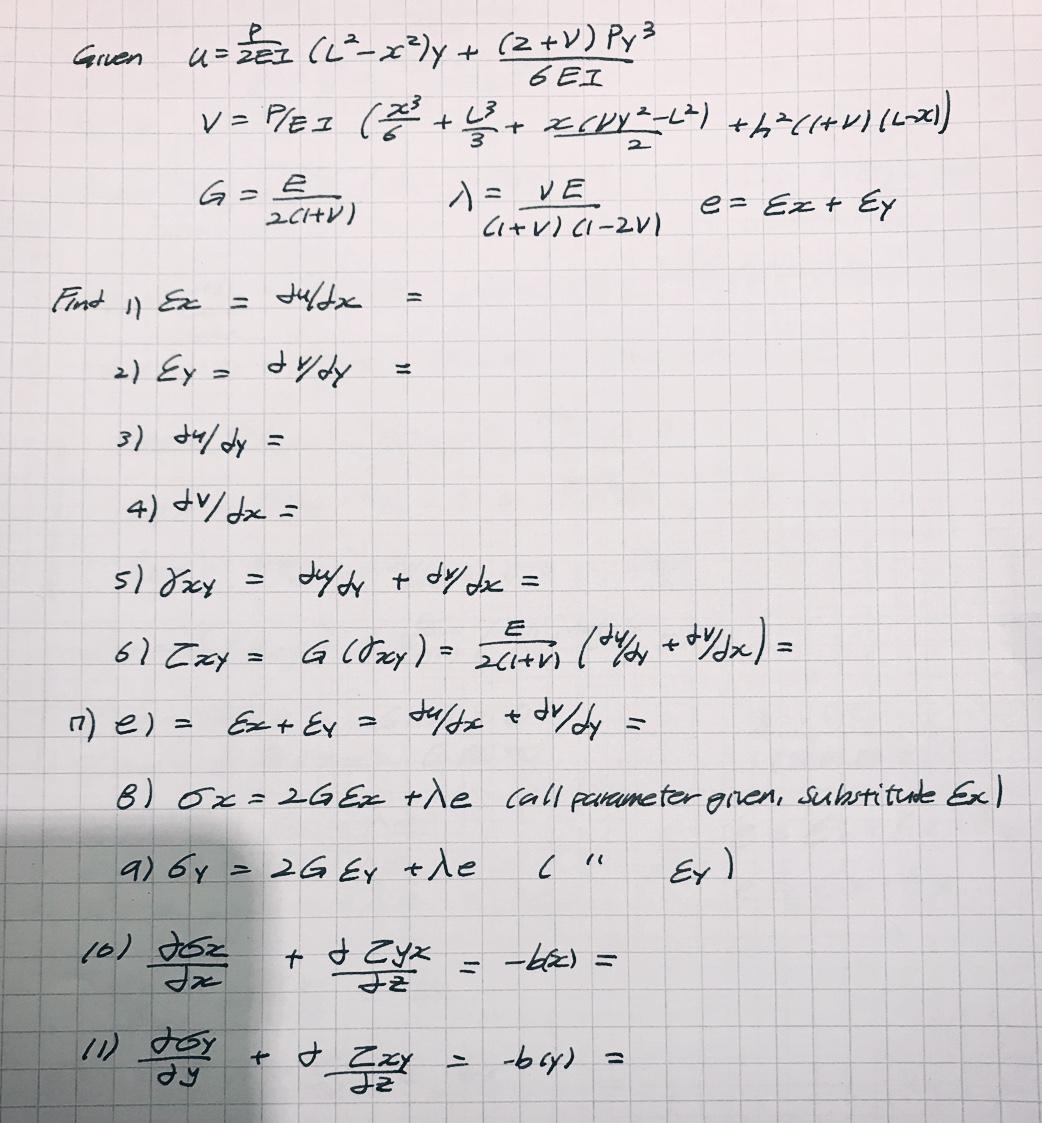 4 2E (L-)y + (2+V) Py 6 E1 Gruen 2 e Ext Ey 4tViC-2V) Find Ex )Ey=ddy 3) ddy 4) dd G Cay)=tv 61 Cay e) t Ex 8) Ox26 Ex the Call Fameter gnen, saktite Ex 4) 6y 26 Ey tAe } by) 3 dy
