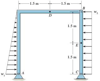 1.5 m 1.5 m |в 1.5 m E 1.5 m C A