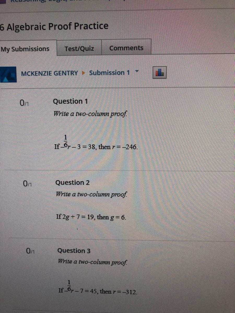 answered sənd write a twocolumn proof 1…  bartleby