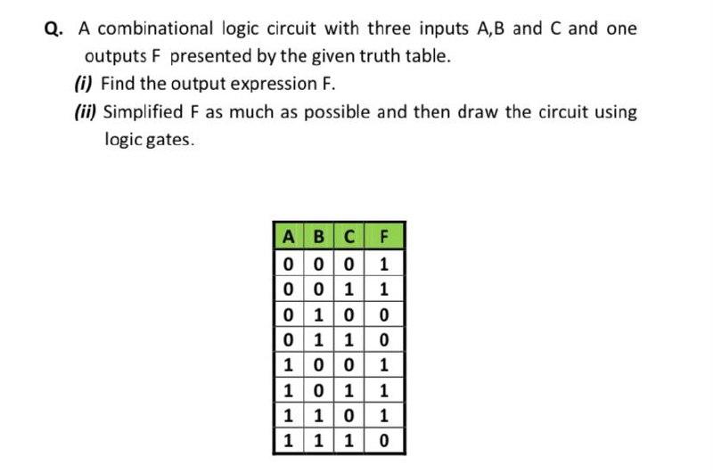Write an essay on combinational logic short essay definition