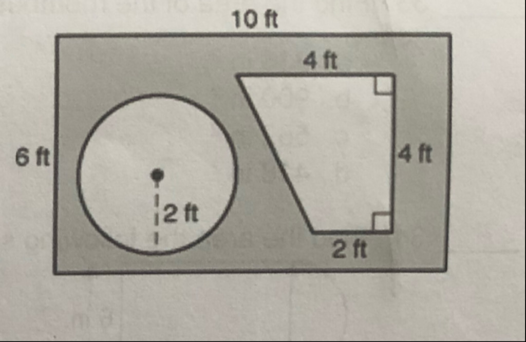 10 ft 4 ft 6 ft 4 ft 2ft 2 ft 2.