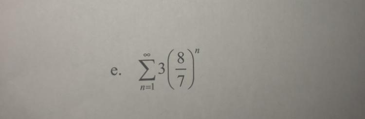 e. n=1
