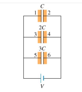 C 2 2C 3 3C 6 5 V