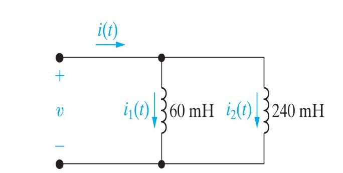 i(t) i(1)360 mH i>(t)3240 mH i;(t)