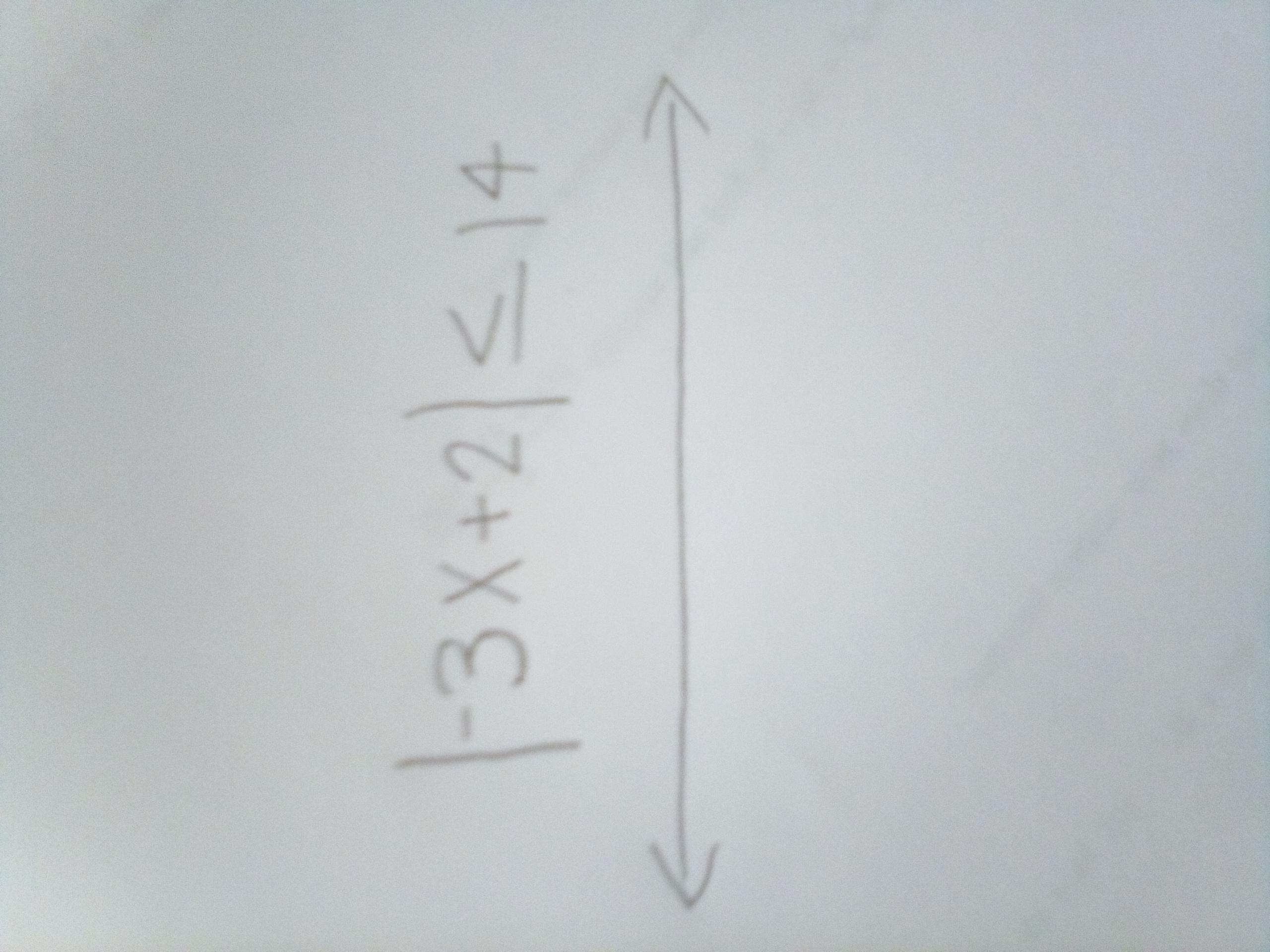 -3X+2|く14