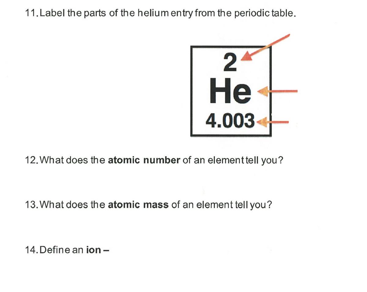 Helium molar mass