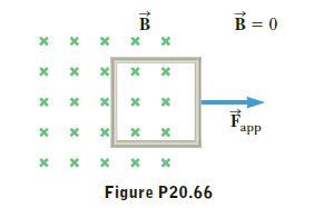 х F. app Figure P20.66
