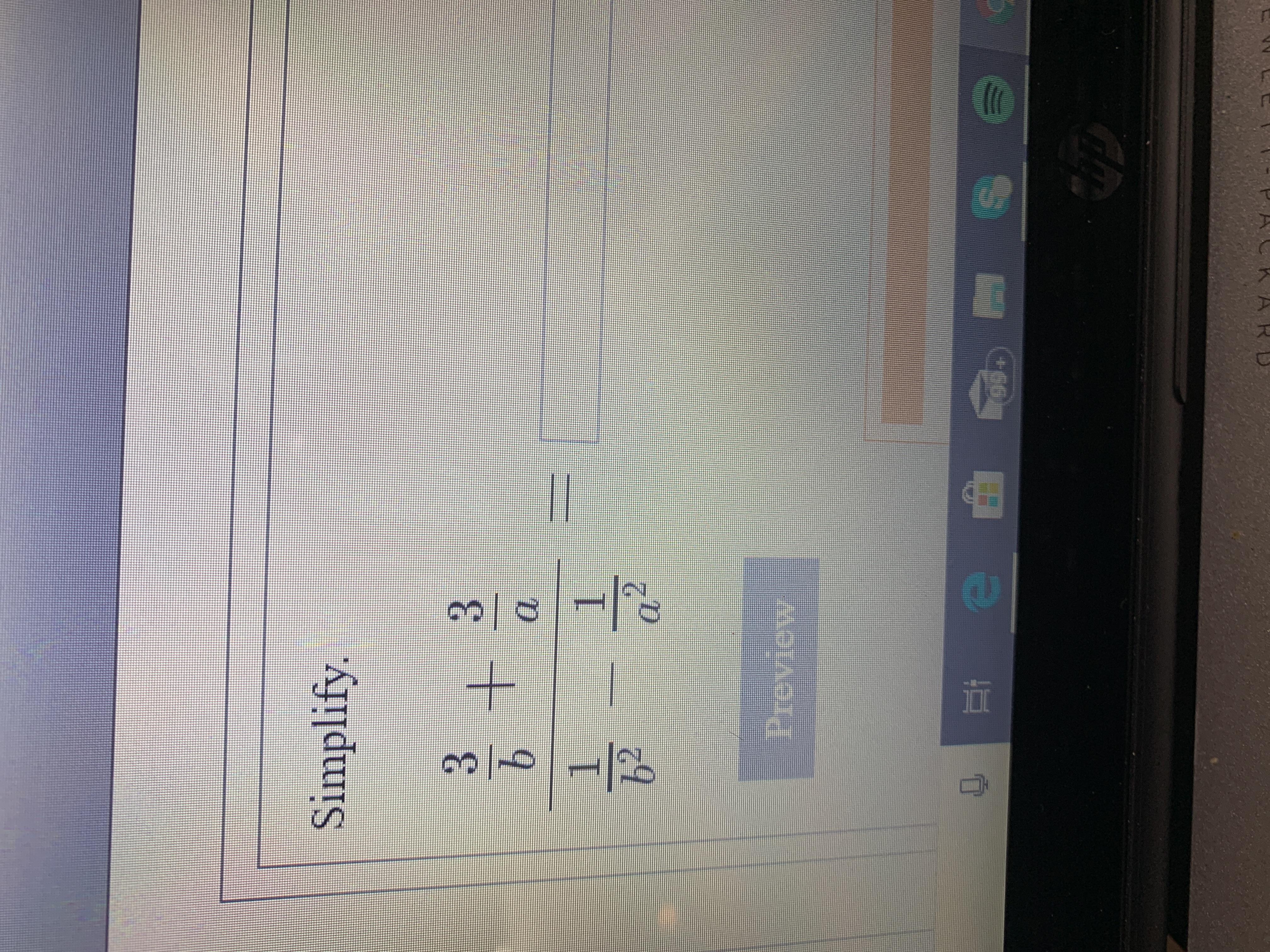 Simplify 3 b b2 Preview 99+