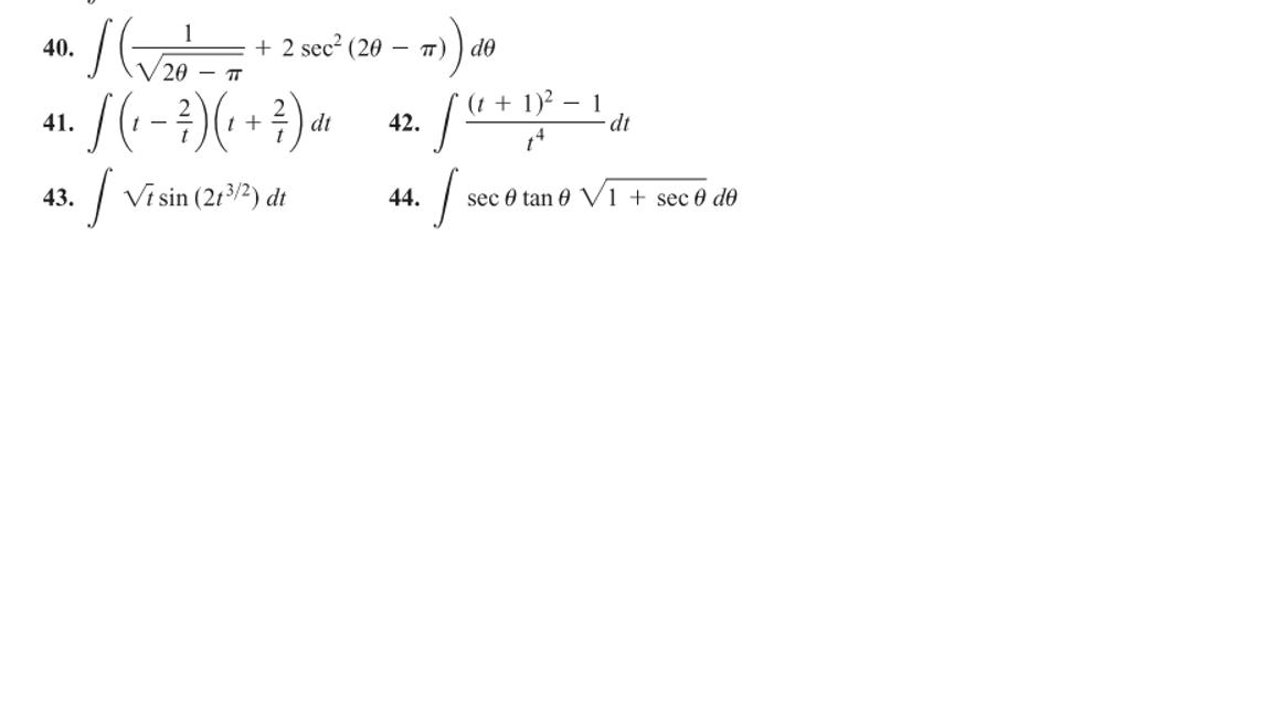 . +2 sec? (20 - ㅠ)) dθ 20- ㅠ