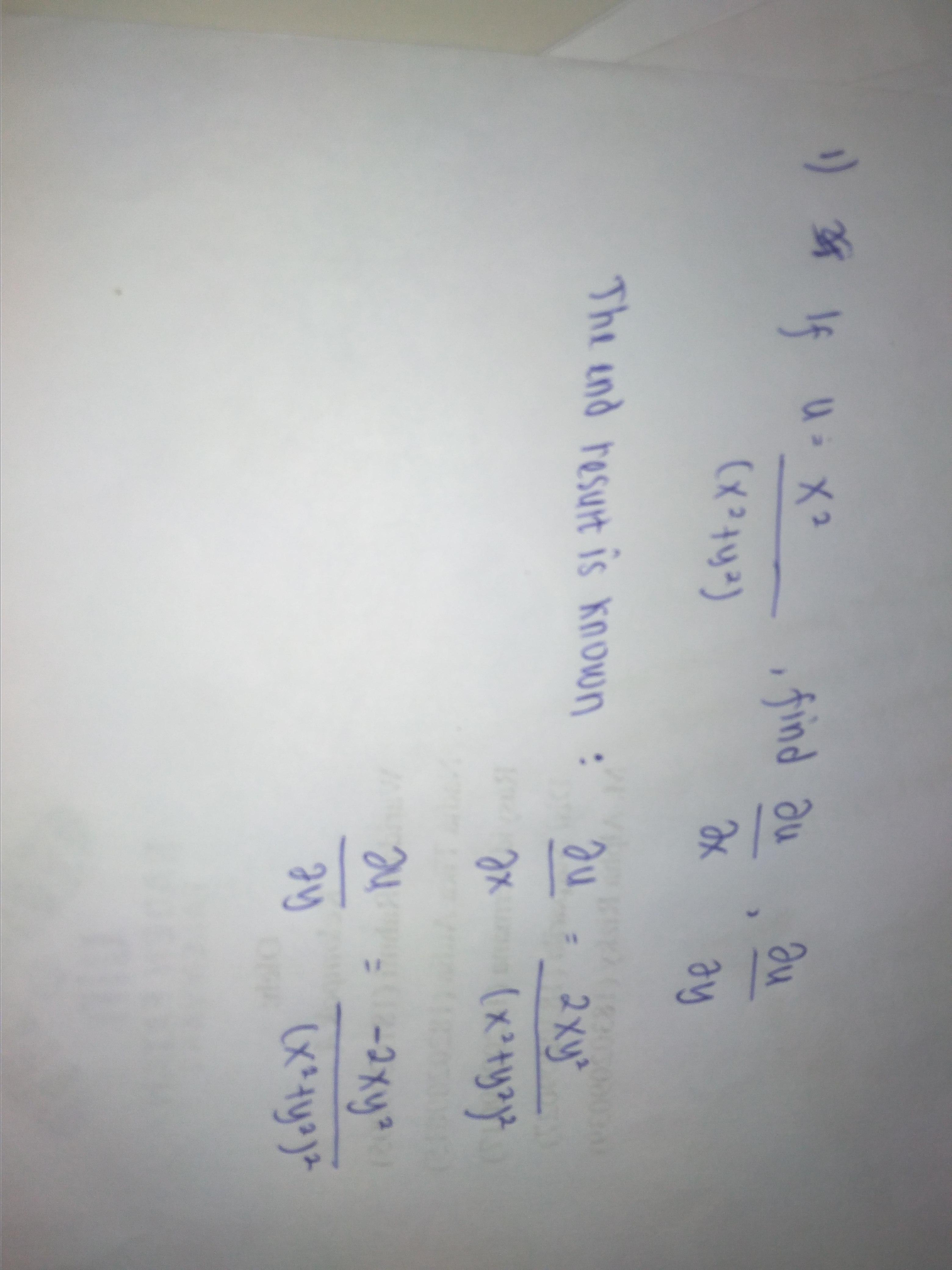 ) 34 , find au aк (enteX) The end resurt is known: 2xy 2х (x*+yoy -2xy (x*ty=ja