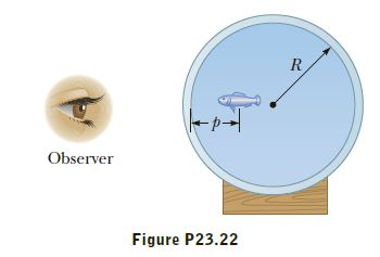 R Observer Figure P23.22