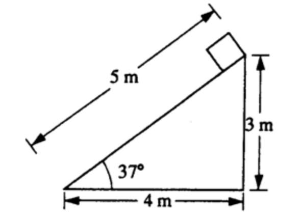 3 m 37° - 4 m-