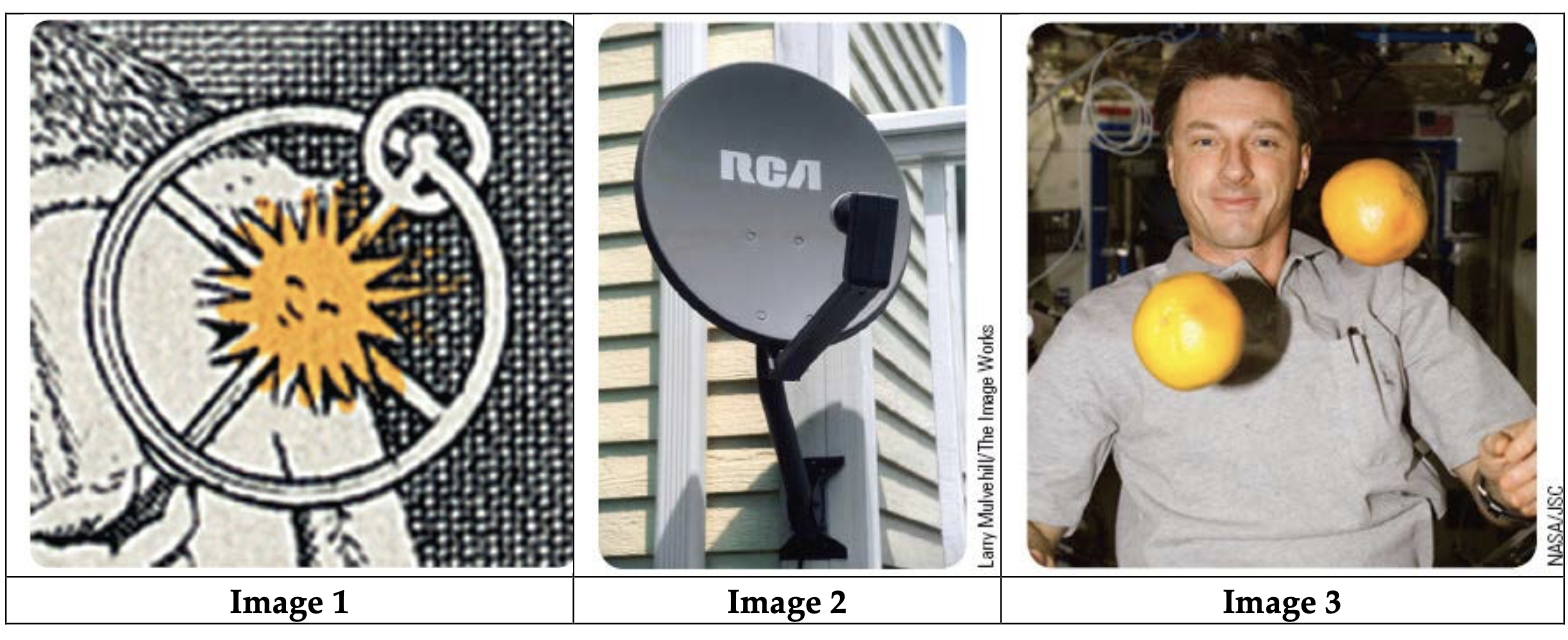 RCA Image 1 Image 2 Image 3 Larry Mulve hill/The Image Works NASAAISC