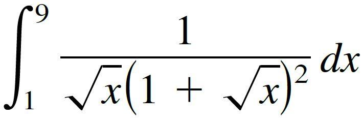 6. 1 dx Va(1 + Jx} °