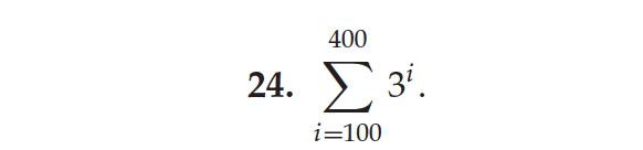 400 24. E 3'. i=100
