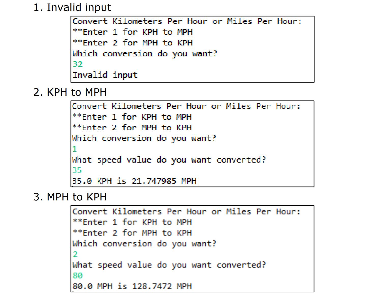 Kilometers To Mph >> Answered 1 Invalid Inputconvert Kilometers Per Bartleby